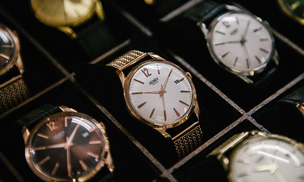 Ρολόγια Henry London