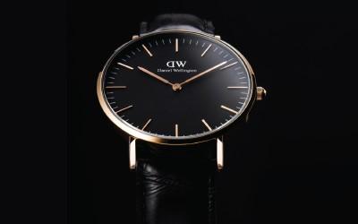 Το νέο Daniel Wellington Classic Black