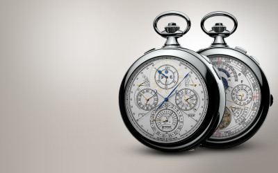 Vacheron Constantin creates world's most complicated watch